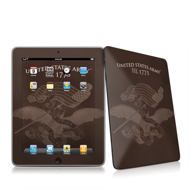 Army Preserved iPad 1st Gen Skin