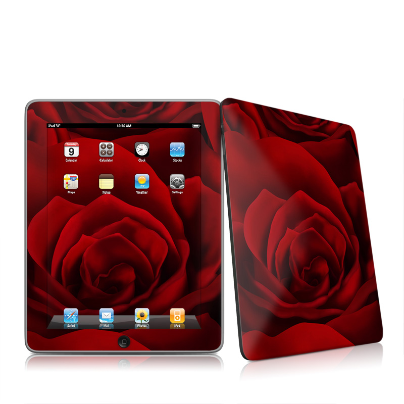 By Any Other Name Apple iPad 1st Gen Skin