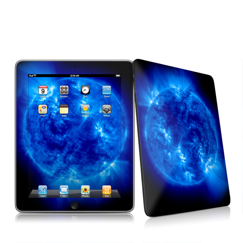 Blue Giant Apple iPad 1st Gen Skin