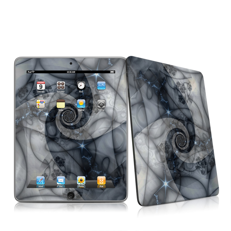 Birth of an Idea iPad 1st Gen Skin