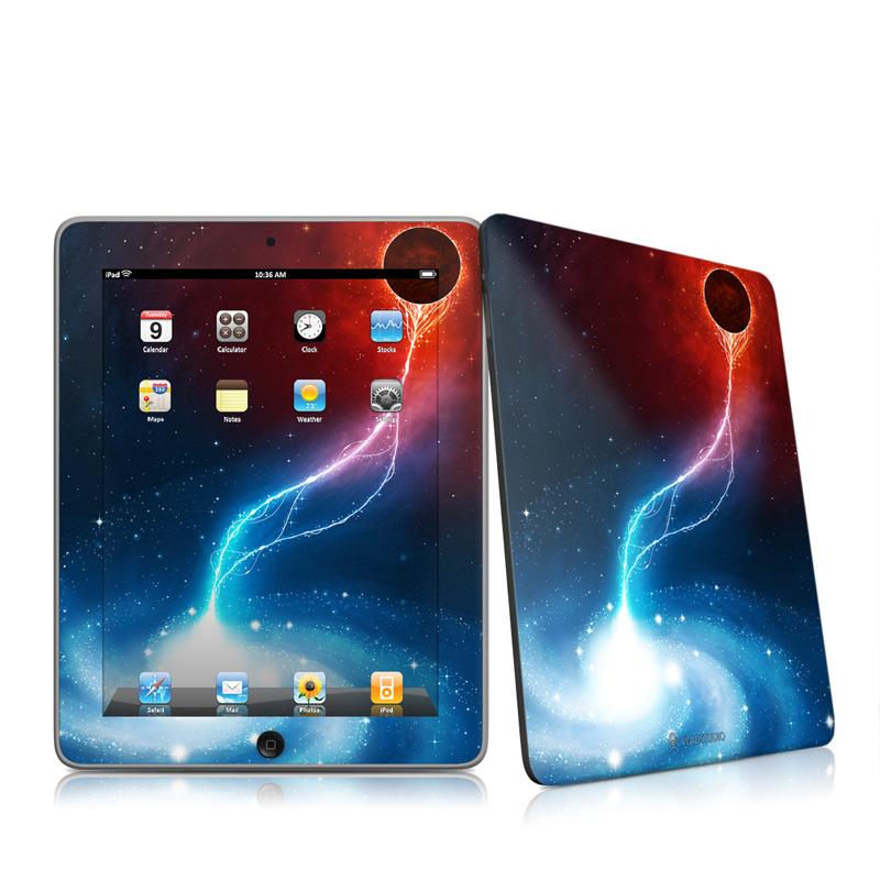 Black Hole Apple iPad 1st Gen Skin