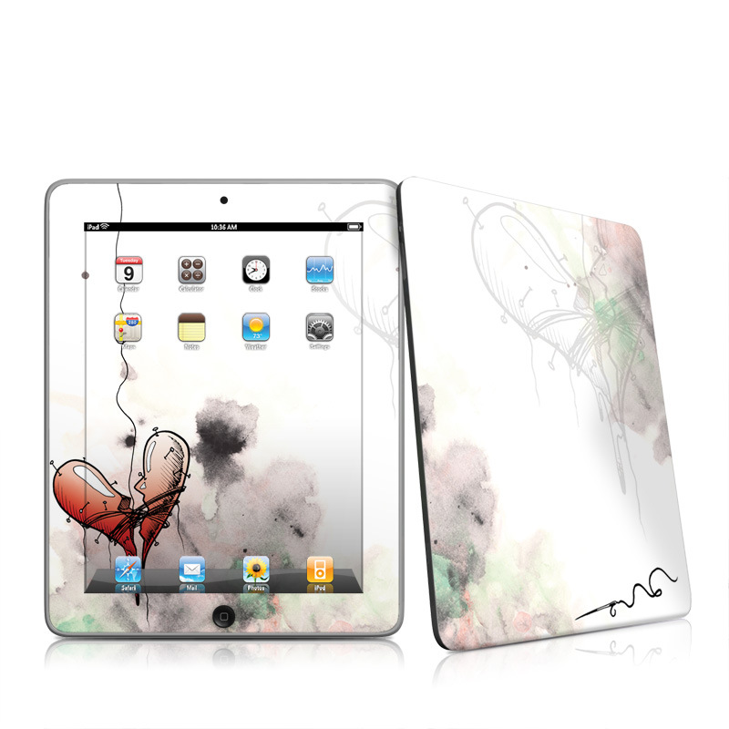 Blood Ties iPad 1st Gen Skin