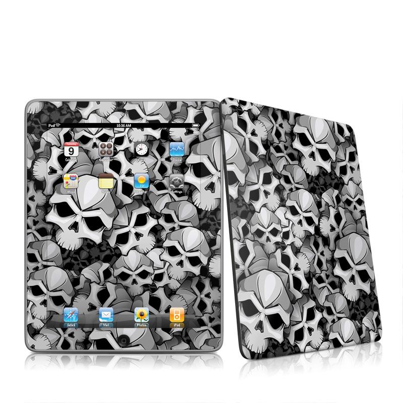 Bones iPad 1st Gen Skin