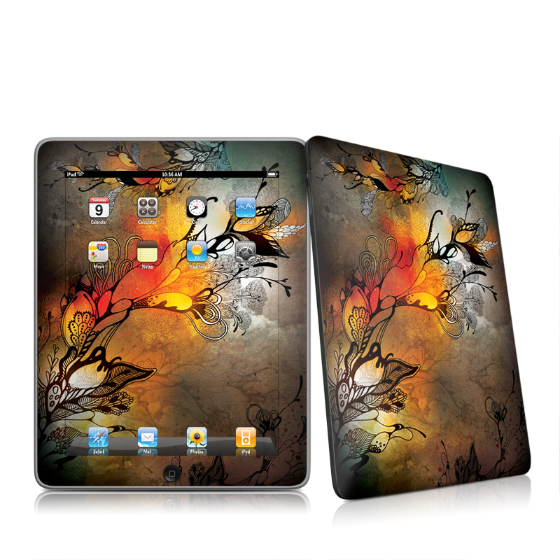 Before The Storm Apple iPad 1st Gen Skin