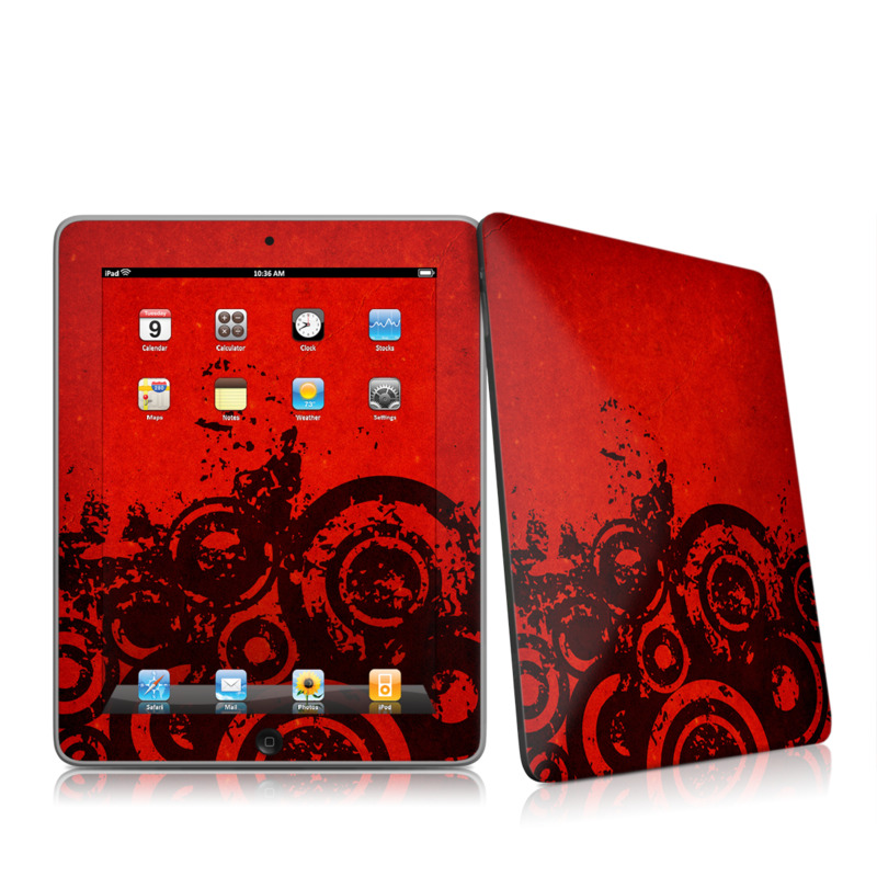 Bullseye iPad 1st Gen Skin