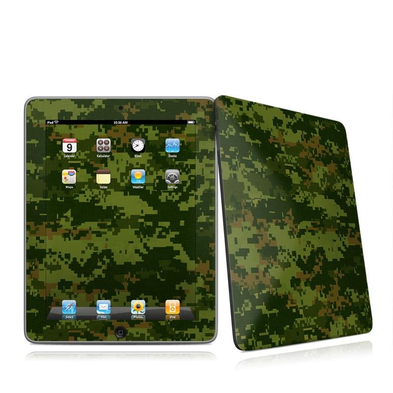 CAD Camo iPad 1st Gen Skin