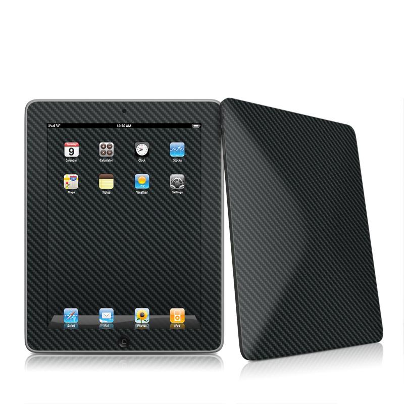 Carbon Fiber iPad 1st Gen Skin