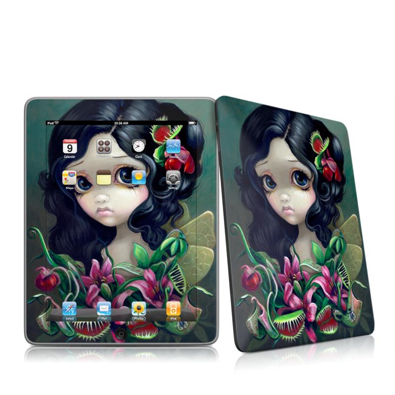 Carnivorous Bouquet Apple iPad 1st Gen Skin