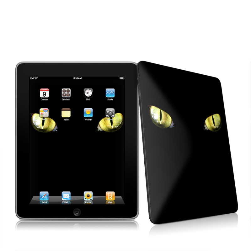 Cat Eyes Apple iPad 1st Gen Skin