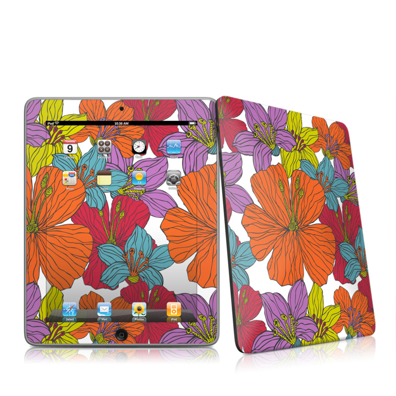 Cayenas Apple iPad 1st Gen Skin