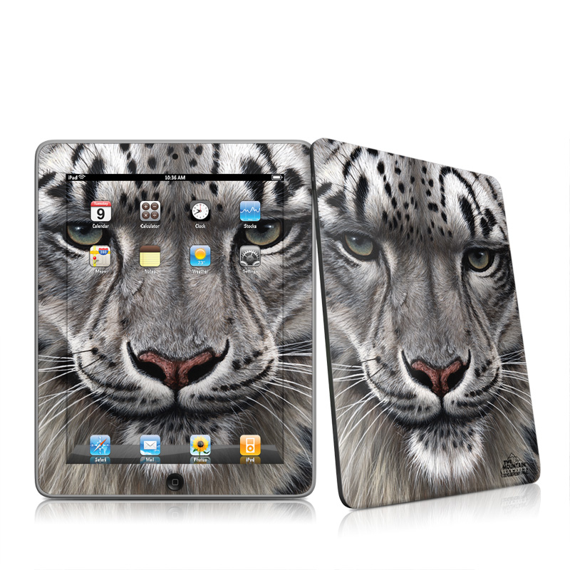 Call of the Wild Apple iPad 1st Gen Skin
