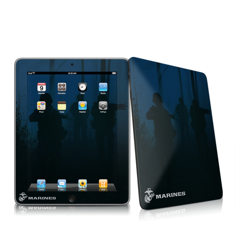 Deploy Apple iPad 1st Gen Skin