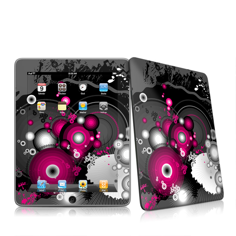 Drama Apple iPad 1st Gen Skin