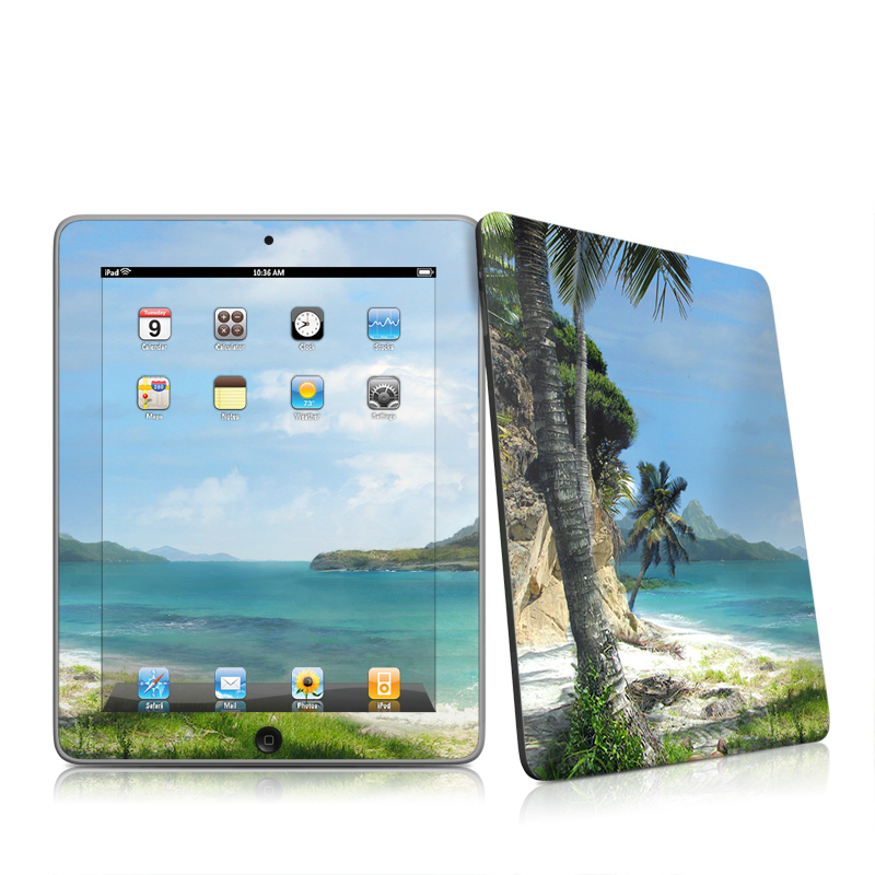 El Paradiso Apple iPad 1st Gen Skin