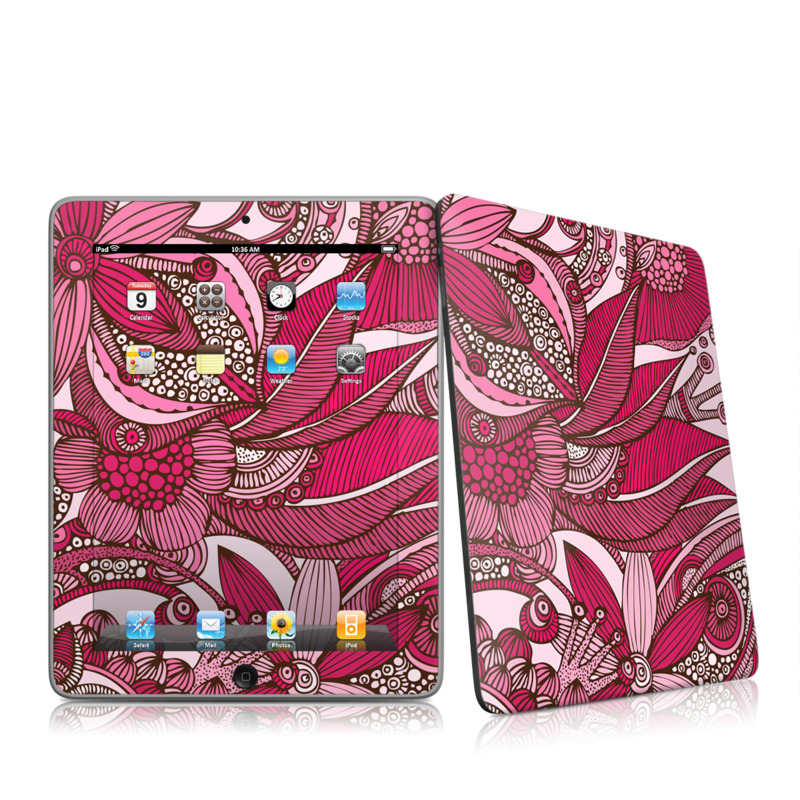 Eva Apple iPad 1st Gen Skin