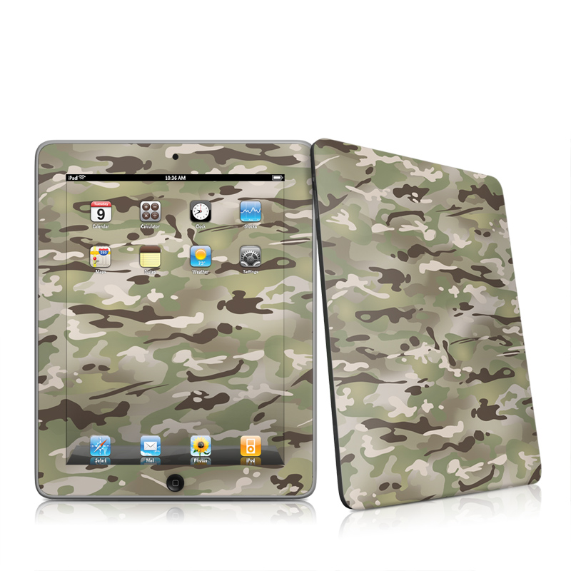 FC Camo iPad 1st Gen Skin