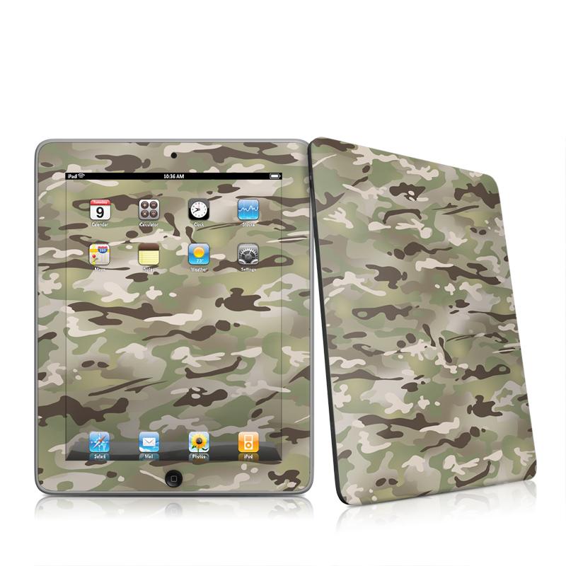 FC Camo Apple iPad 1st Gen Skin