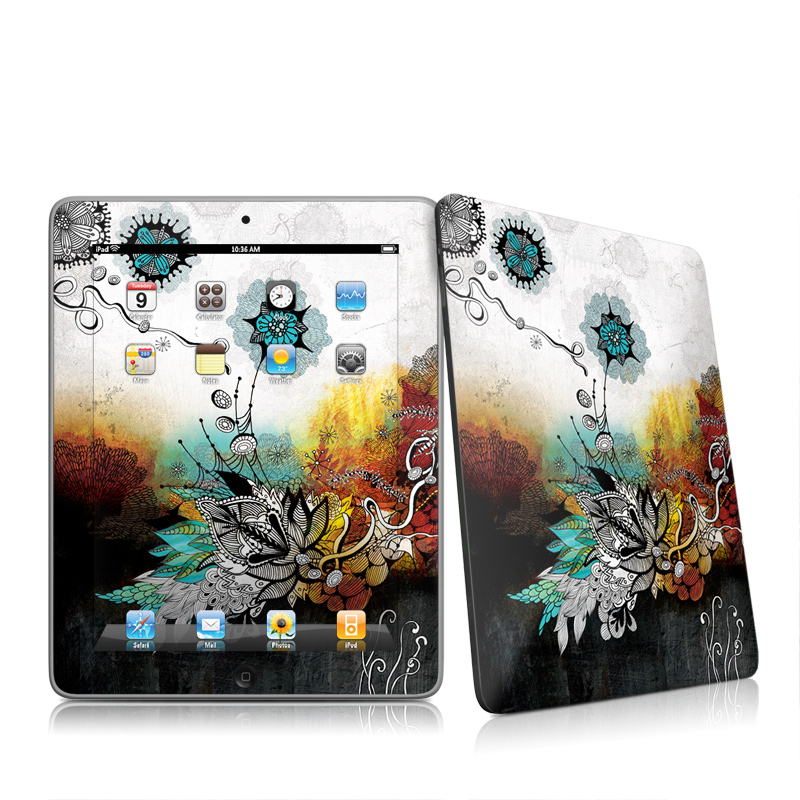 Frozen Dreams Apple iPad 1st Gen Skin