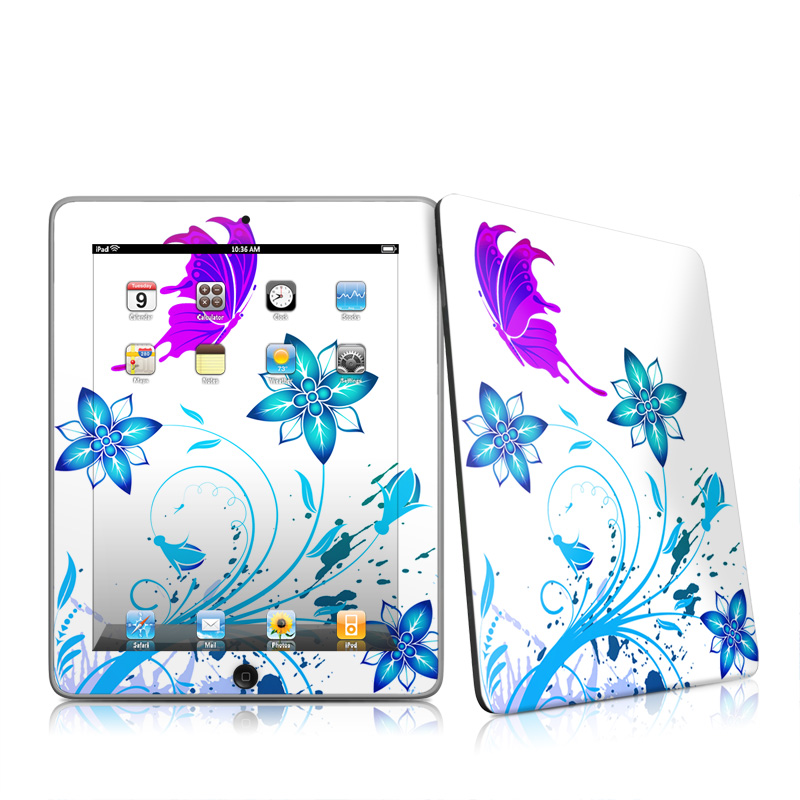 Flutter Apple iPad 1st Gen Skin
