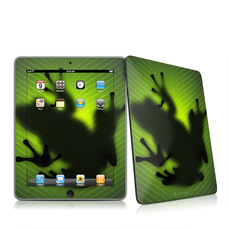Frog Apple iPad 1st Gen Skin