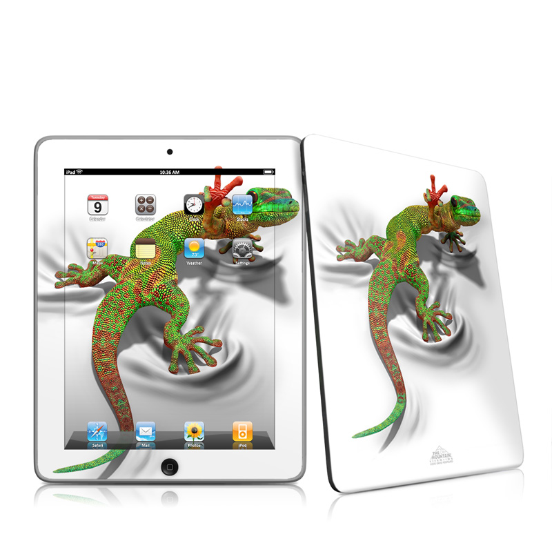 Gecko Apple iPad 1st Gen Skin