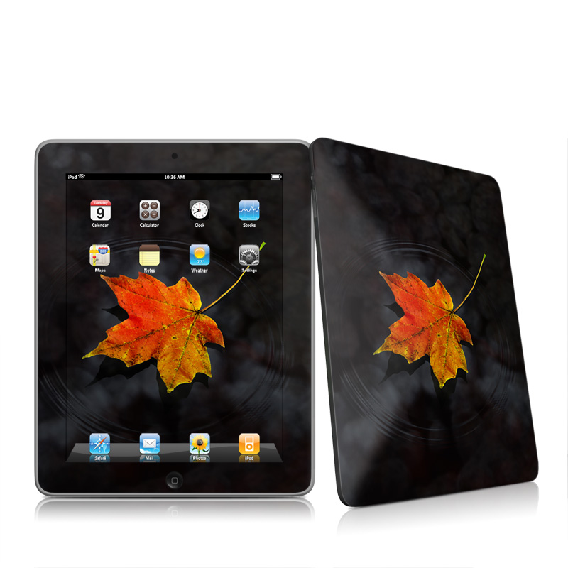 Haiku Apple iPad 1st Gen Skin