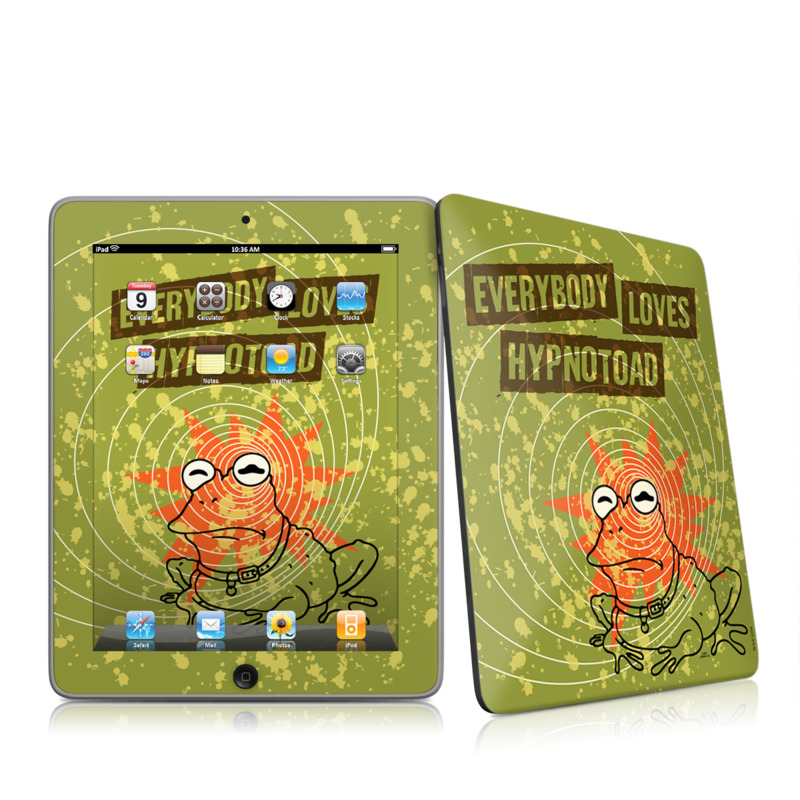 Hypnotoad Apple iPad 1st Gen Skin