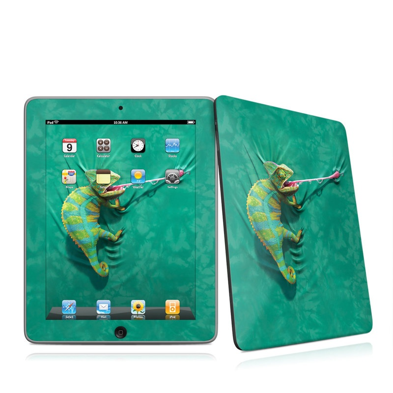 Iguana iPad 1st Gen Skin