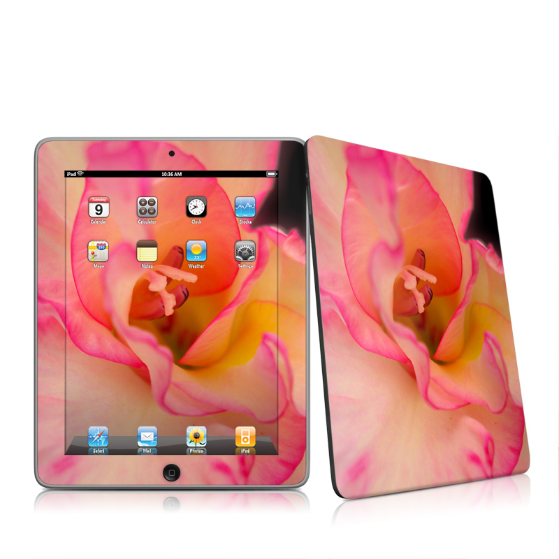 I Am Yours iPad 1st Gen Skin