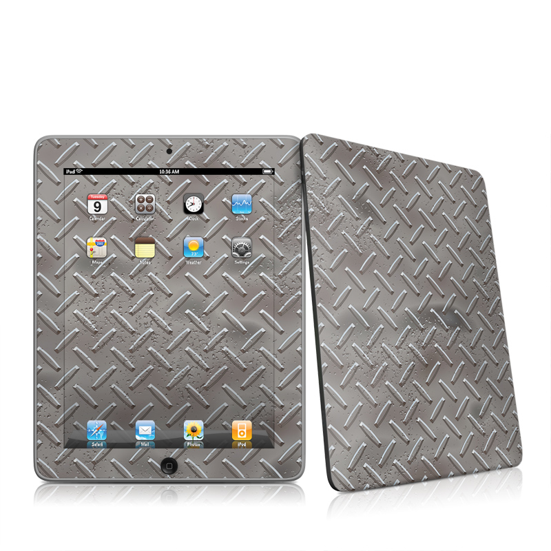Industrial Apple iPad 1st Gen Skin