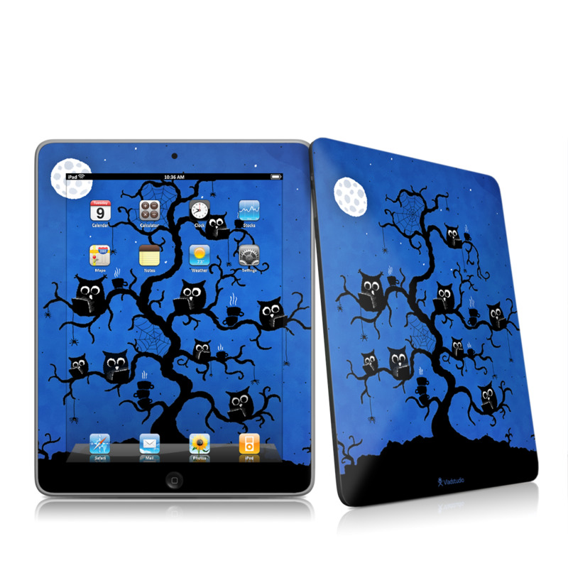 Internet Cafe iPad 1st Gen Skin