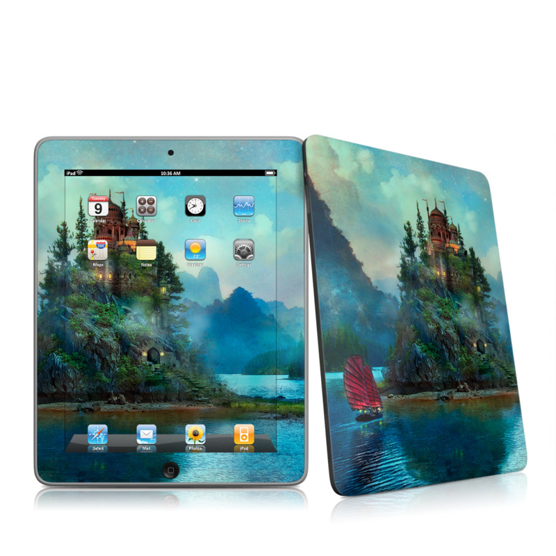 Journey's End iPad 1st Gen Skin