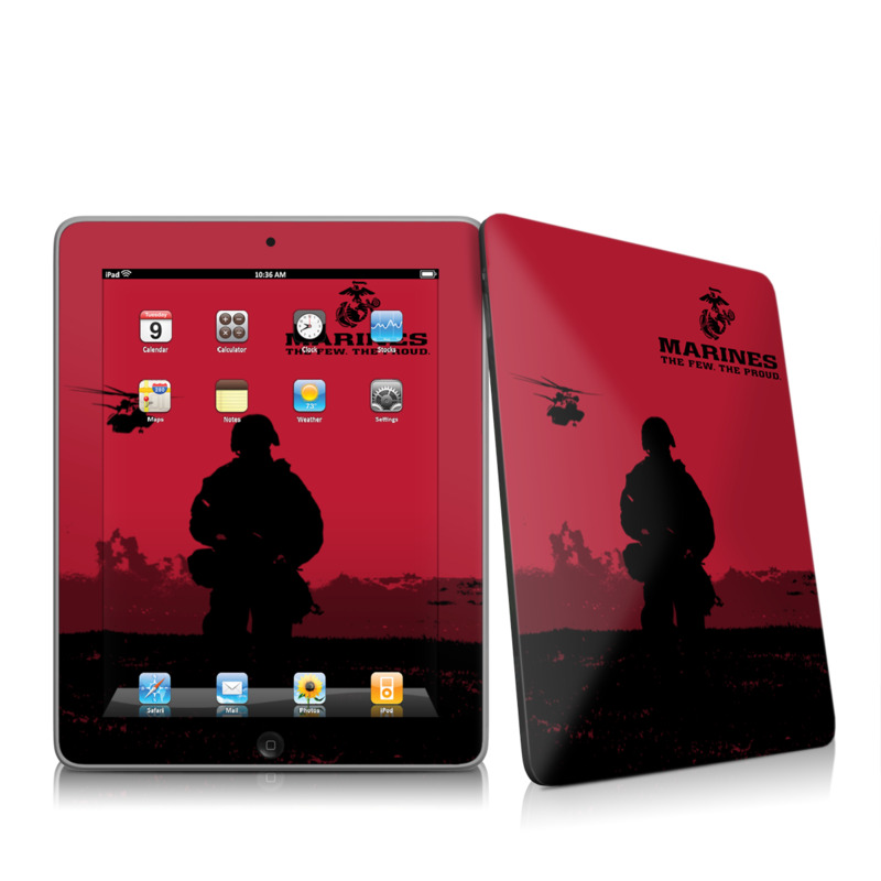 Leadership Apple iPad 1st Gen Skin
