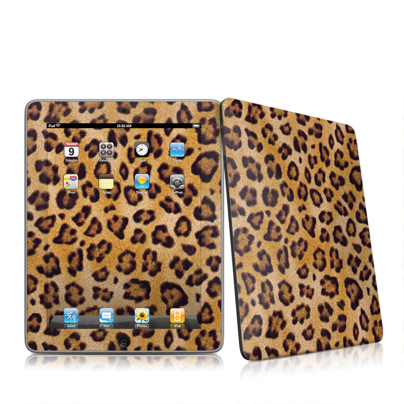 Leopard Spots Apple iPad 1st Gen Skin
