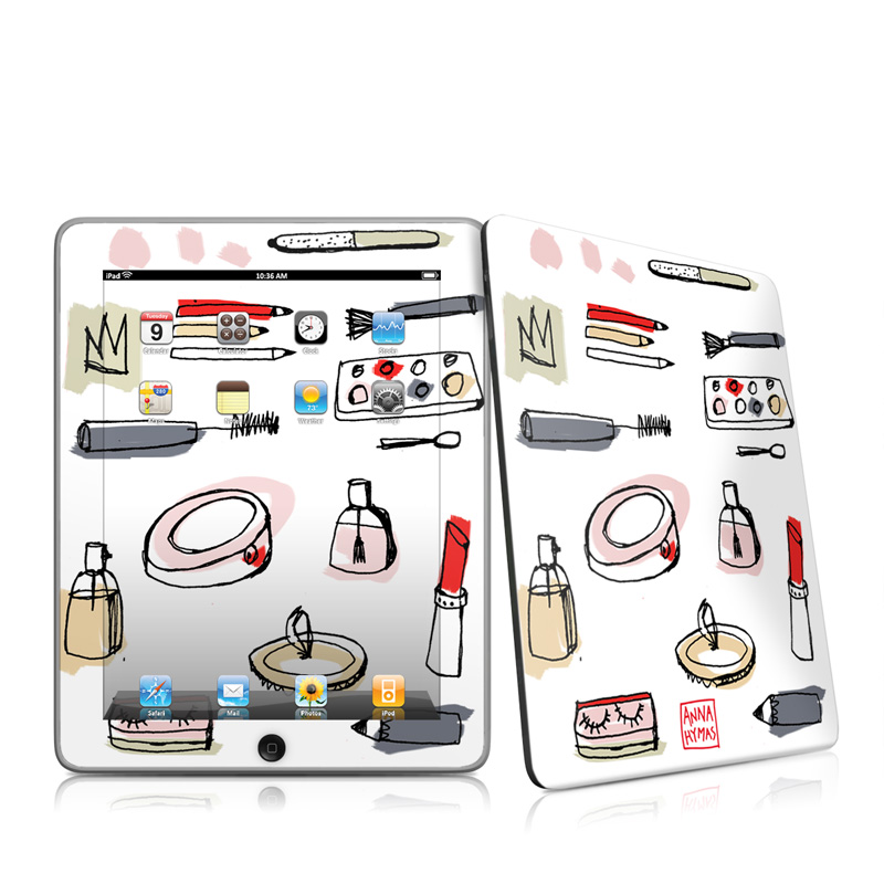 Makeup Apple iPad 1st Gen Skin