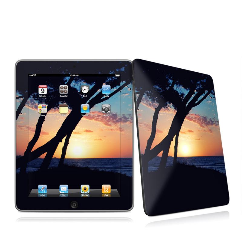 Mallorca Sunrise iPad 1st Gen Skin