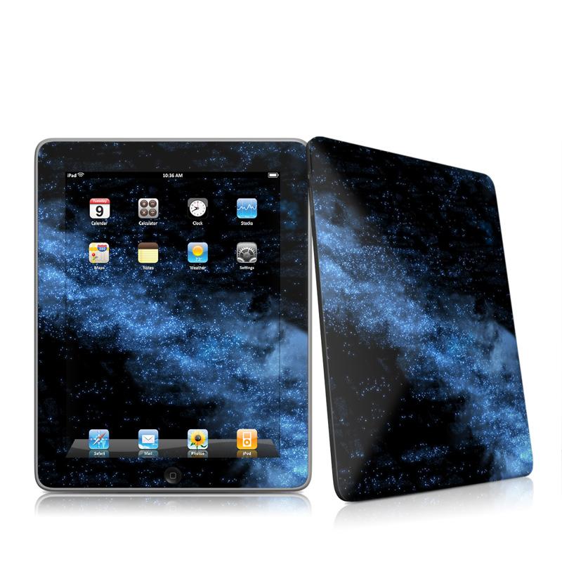 Milky Way Apple iPad 1st Gen Skin