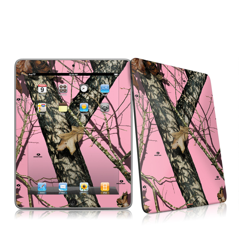 Break-Up Pink iPad 1st Gen Skin