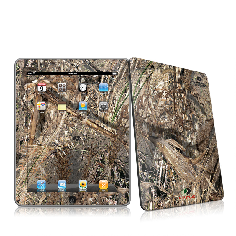 Duck Blind iPad 1st Gen Skin