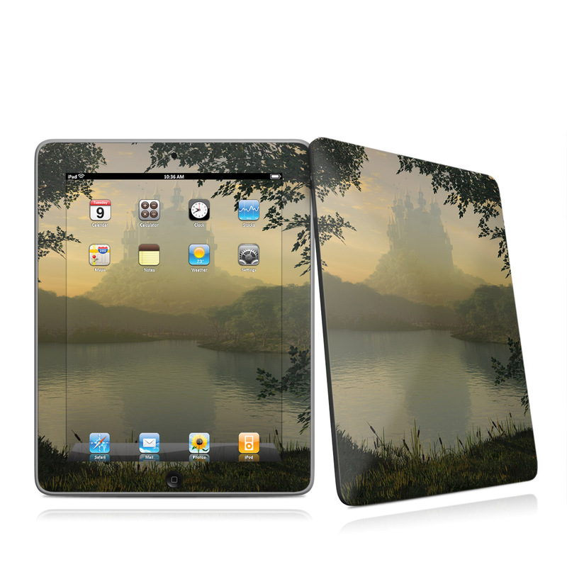 Once Upon A Time iPad 1st Gen Skin