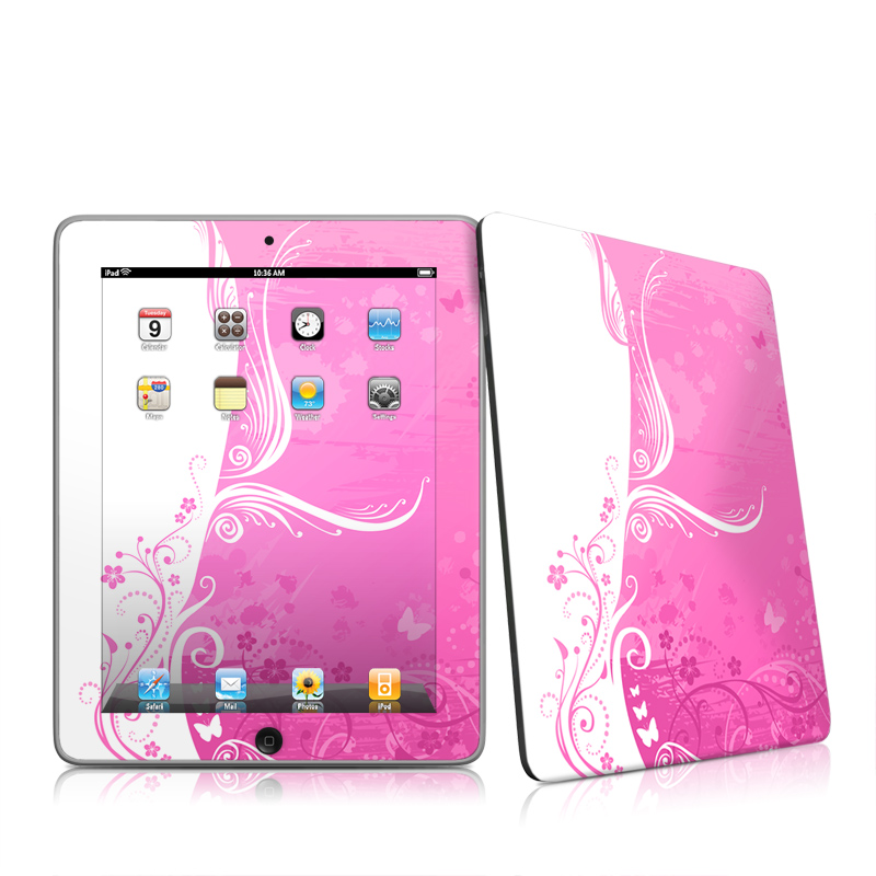 Pink Crush iPad 1st Gen Skin