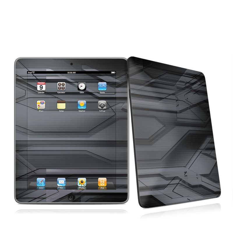 Plated iPad 1st Gen Skin