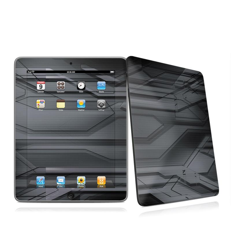 Plated iPad 1st Gen Skin