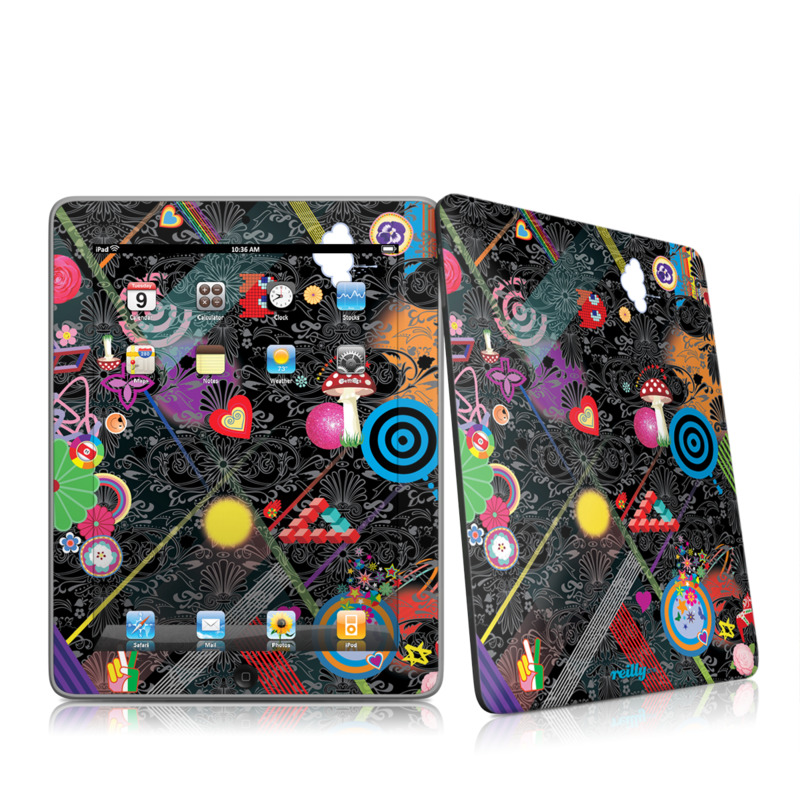 Play Time iPad 1st Gen Skin