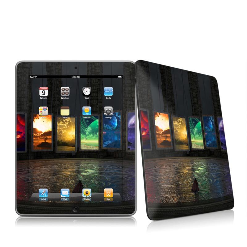 Portals iPad 1st Gen Skin