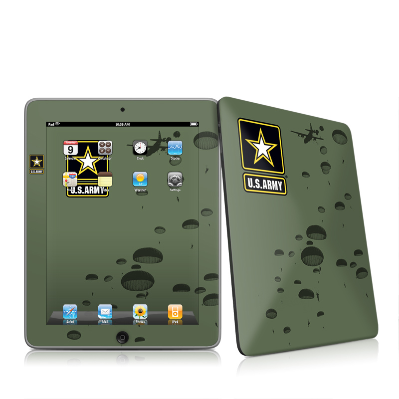 Pull The Lanyard iPad 1st Gen Skin
