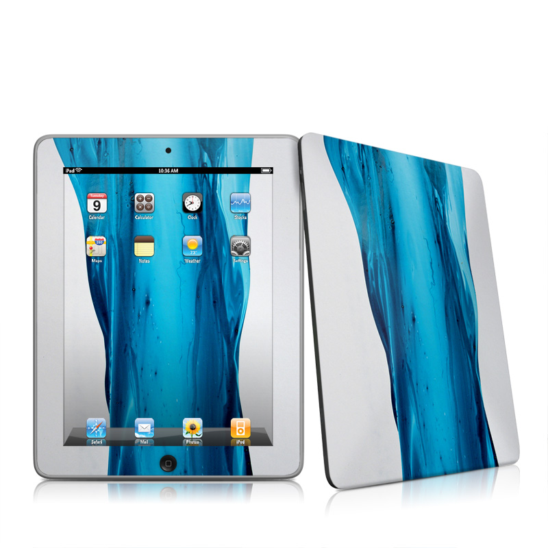River Apple iPad 1st Gen Skin