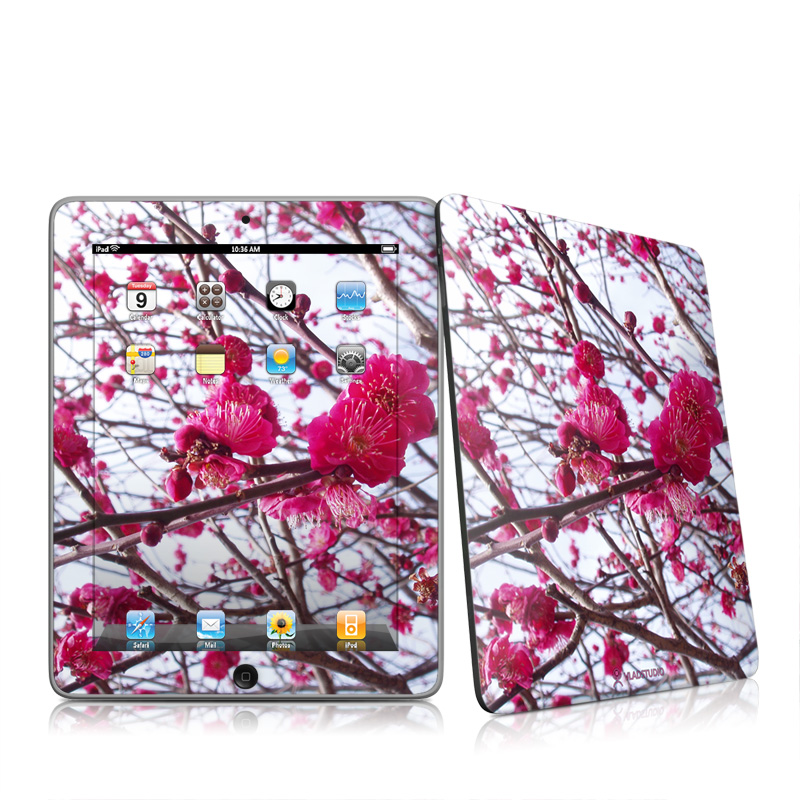 Spring In Japan iPad 1st Gen Skin