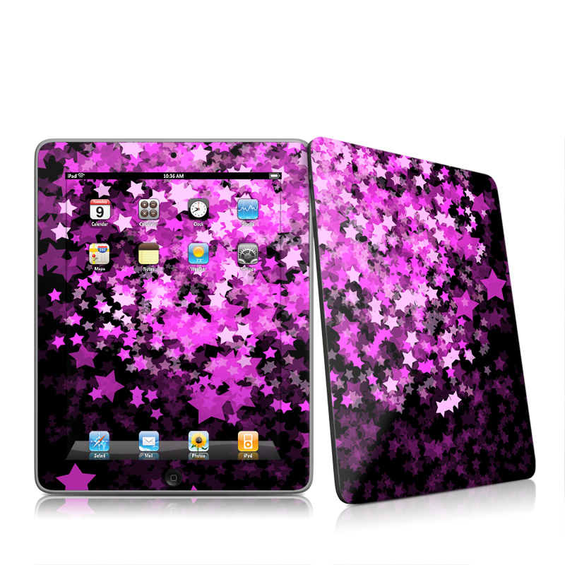 Stardust Summer Apple iPad 1st Gen Skin