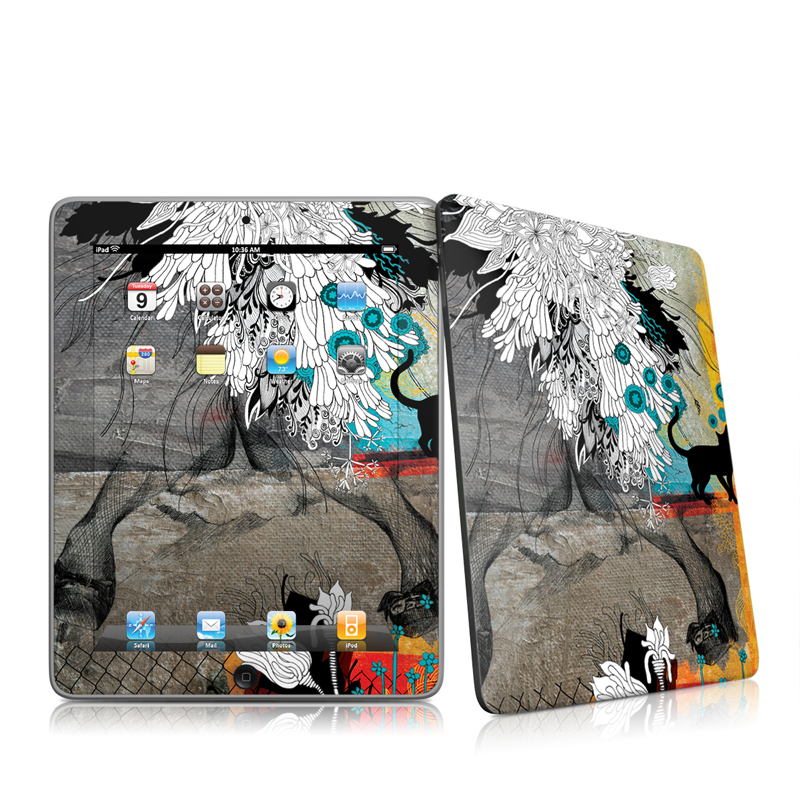 Stay Awhile iPad 1st Gen Skin